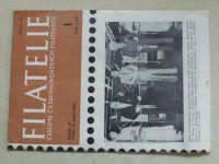 Filatelie 1-24 (1982) ročník XXXII.