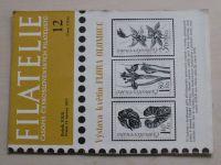 Filatelie 12 (1973) ročník XXIII.