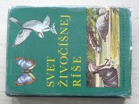 Svet živočíšnej ríše - Ilutrovaná encyklopédia (1978) slovensky