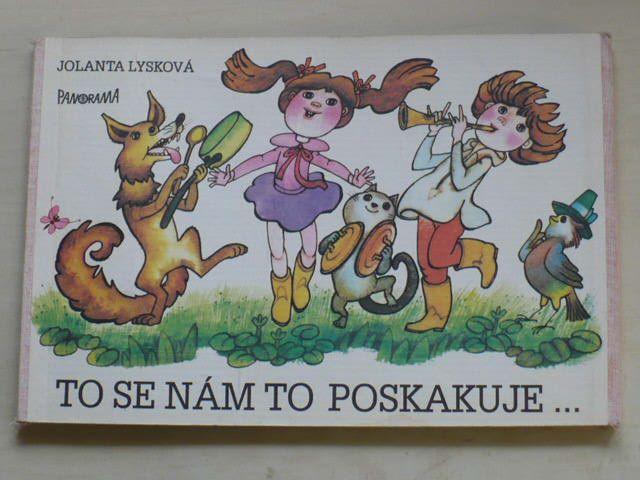 Lysková - To se nám to poskakuje... (1990)