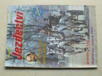 Jezdectví 1-12 (1996) ročník XLIV. (chybí číslo 2, 11 čísel)