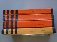 KOD 116 - Steuben - Tekumseh (1985, 1986) 4 knihy