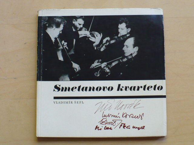 Šefl - Smetanovo kvarteto (1974)