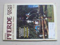 Bayerns Pferde + Zucht Sport 10 (1988) německy