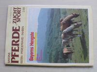 Bayerns Pferde + Zucht Sport 3 (1988) německy
