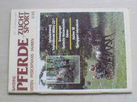 Bayerns Pferde + Zucht Sport 8 (1988) německy