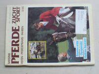 Bayerns Pferde + Zucht Sport 9 (1988) německy