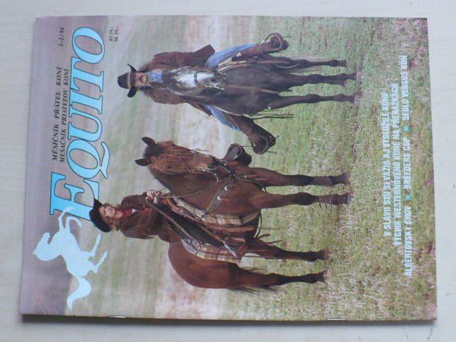 Equito 1-12 (1994) ročník III. (slovensky)