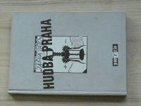 "Jasná páka - Hudba Praha - Texty.....a vize (1993) edice poe""r""zie sv.1"