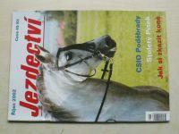 Jezdectví 10 (2002) ročník L.