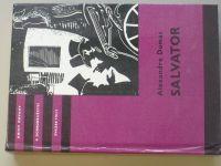 KOD 170 - Dumas - Salvator I., II., (1986) 2 knihy