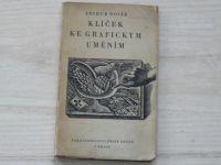 Novák - Klíček ke grafickým uměním (1946)