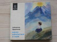 Spyriová - Heidi děvčátko z hor (Albatros 1973) ed. Jiskřičky