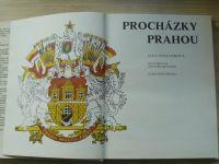 Štefánková - Procházky Prahou (1980)