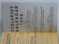 Včelařský kalendář (1938)