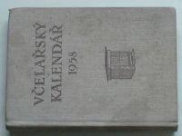 Včelařský kalendář (1958)