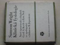 Wright - Klinická fysiologie (1967)