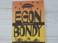 Egon Bondy - Nepovídka (1994) il. a obálka A. Mikulka