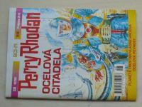 Perry Rhodan 338 - Ocelová citadela (2001)