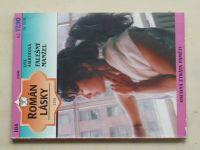 Román lásky 184 - Amberová - Falešný manžel (1996)