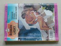 Román lásky 271 - Larsenová - Nápadně mnoho hezkých mužů (1998)