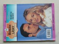 Román lásky 272 - Larsenová - Musíš to zkusit! (1998)
