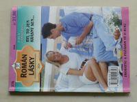 Román lásky 274 - Larsenová - Byl to jen krásný sen... (1998)