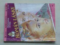 Román lásky 58 - Bauerová - Princezna větřík (1993)