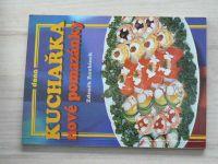 Roubínek - Kuchařka - nové pomazánky (1998)