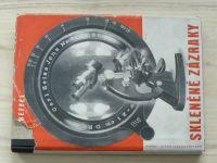 Scheffel - Skleněné zázraky (1942) Carl Zeiss - objektivy