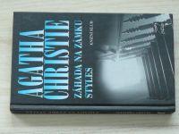Christie - Záhada na zámku Styles (2001)