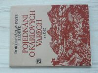 Doktor Václav Payer z Lokte - Pojednání o Karlových Varech z r. 1522 (1984)