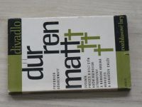 F. Dürrenmatt - Rozhlasové hry (Divadlo - Orbis 1966)