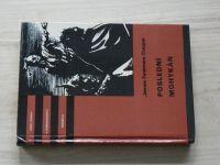KOD 53 - Cooper - Poslední Mohykán (1984)