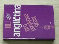 Peprník - Angličtina pro jazykové školy III. (1989)