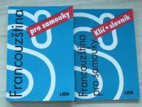 Pravda, Pravdová - Francouzština pro samouky + Klíč, slovník (1995)