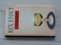 Rex Stout - Osudné šampaňské (1997)