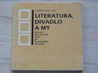 Richter - Divadlo a my - převod literárního díla do loutkového divadla (1985)
