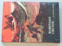 Robinson Crusoe by Daniel Defoe (1964) anglicky