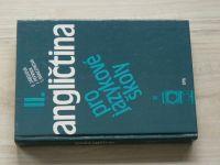 Zábojová - Angličtina pro jazykové školy II. (1982)