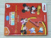 Disney - Mickeyho klubík 38 - Hraj si a uč se s Mickey Mousem - Čtyři - Čísla 5.část (2014)