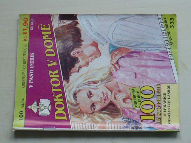 Doktor v domě 100 - Christiane von Burgfeldová - V pasti intrik (1994)