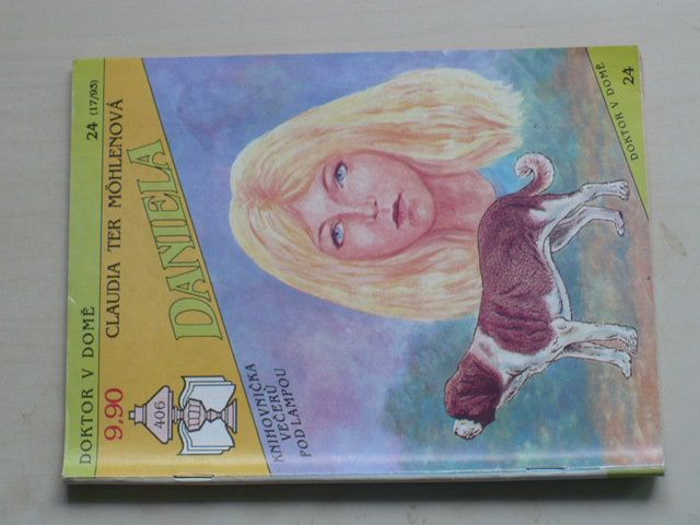 Doktor v domě 24 - Claudia ter Möhlenová - Daniela (1993)