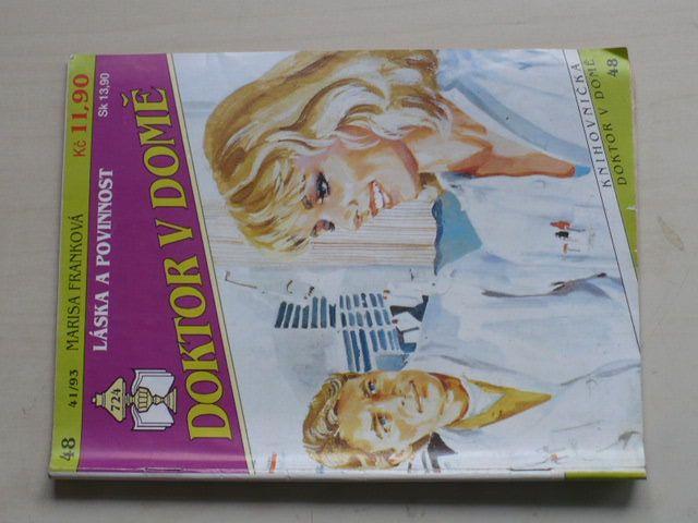 Doktor v domě 48 - Franková - Láska a povinnost (1993)