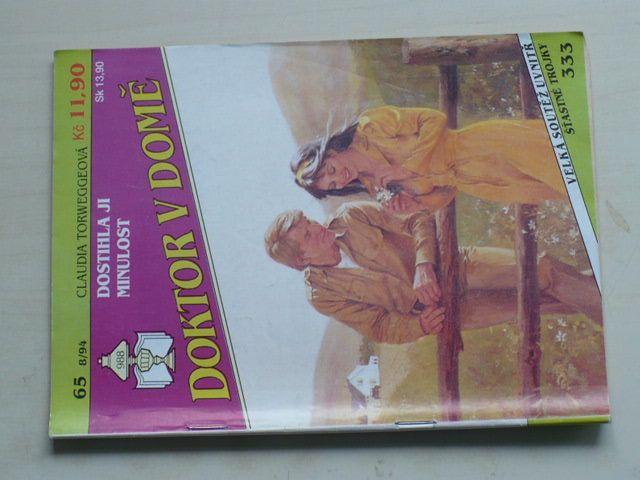 Doktor v domě 65 - Torweggeová - Dostihla ji minulost (1994)