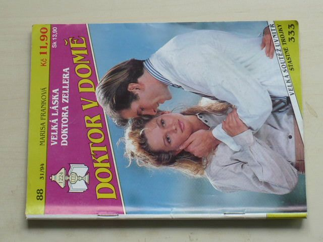 Doktor v domě 88 - Franková - Velká láska doktora Zellera (1994)