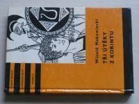 KOD 52 - Makowiecki - Tři útěky z Korintu (1975)
