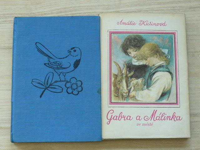Kutinová - Gabra a Málinka 1,2,3-4 (1970)