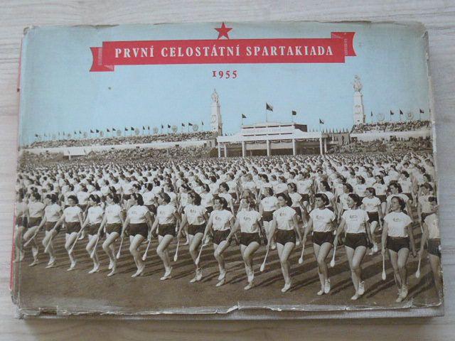 Mucha - První celostátní spartakiáda 1955 (1956)