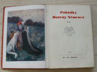 Pohádky Boženy Němcové (Vilímek 1947) il. Scheiner